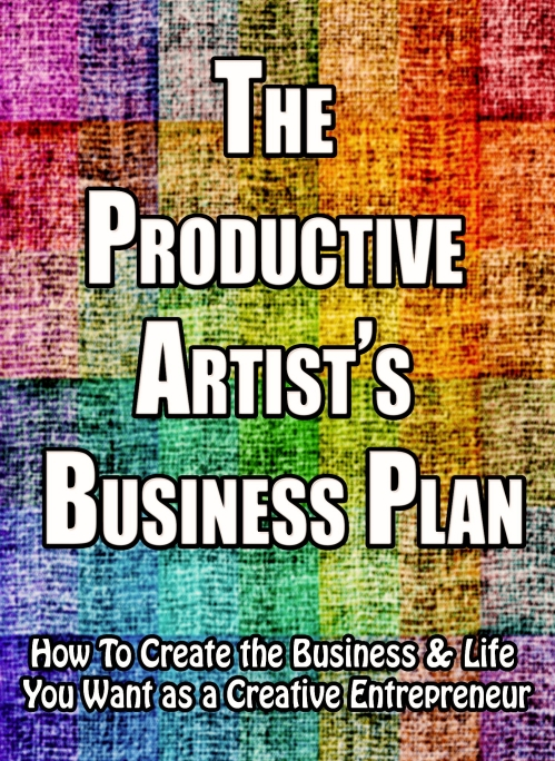 Productive Artist's Biz Plan on Amazon