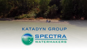 Katadyn Spectra Watermakers Aquifer commercial