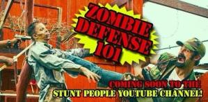 Zombie Defense 100