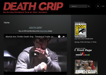 Death Grip site