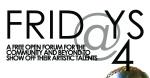 Fridays @ 4
