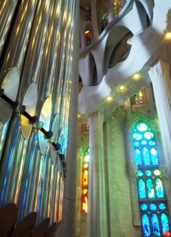 La Sagrada órgano