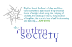 The Rhythm Society