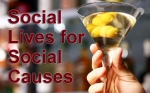 Social Lives for Social Causes