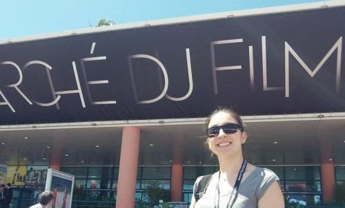Marche Du Film market